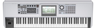 Electronic keyboard tuition / lessons at The Music Chamber school of music in Worcester UK